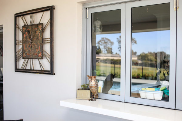 Custom home design builder window features inclusions hunter valley