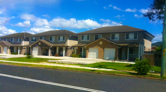 Multi Unit development Denman Valley Homes