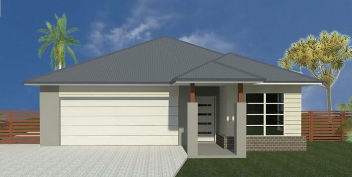 House and land package Valley Homes builder building design plans