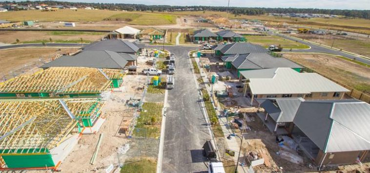 Valley Homes Thornton build homes Wirrawee