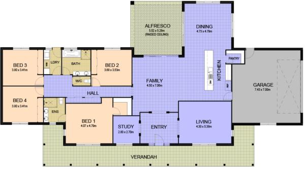 Acreage, country home, design, build, house designs, rural, Australia