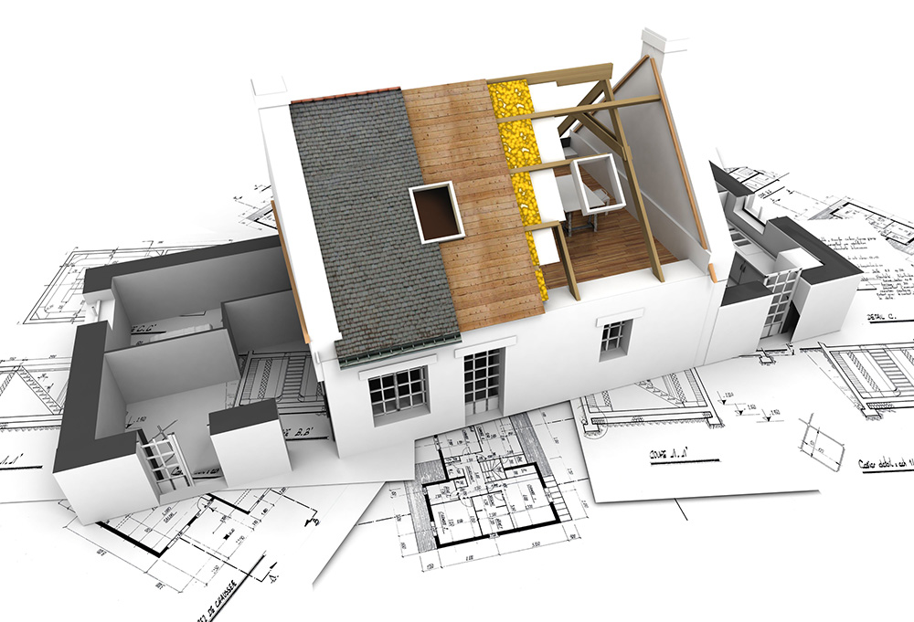 display house home build design plans