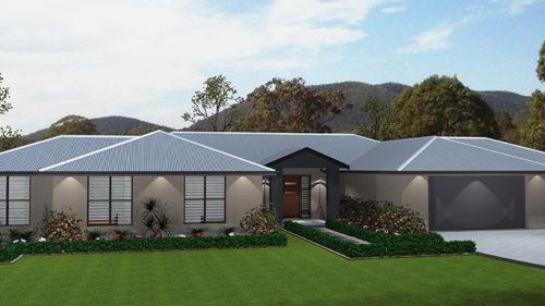 Oakhampton Acreage Property House Design