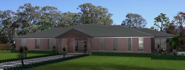 Acreage Home design valley homes