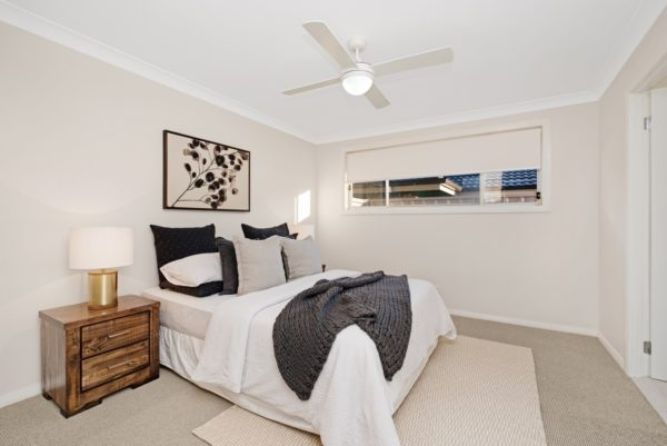 Valley Homes Bolwarra Heights Maitland Duplex Builder bedroom double