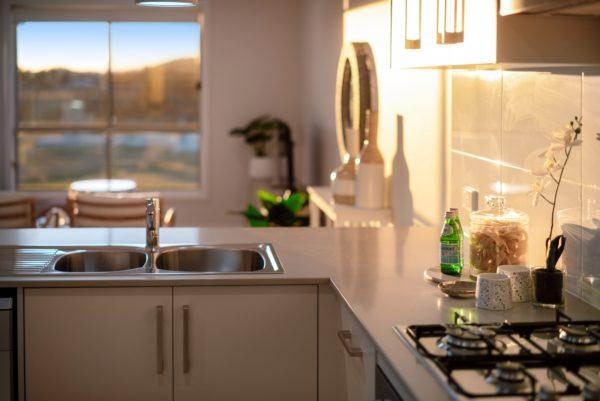 Valley Homes Bolwarra Heights Maitland Duplex Builder kitchen open plan