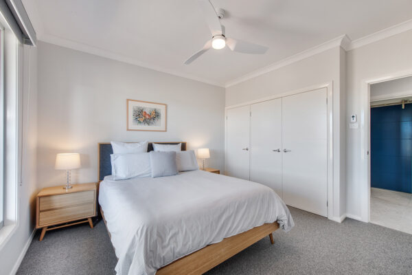 Acreage build Joseph House Valley Homes bedroom