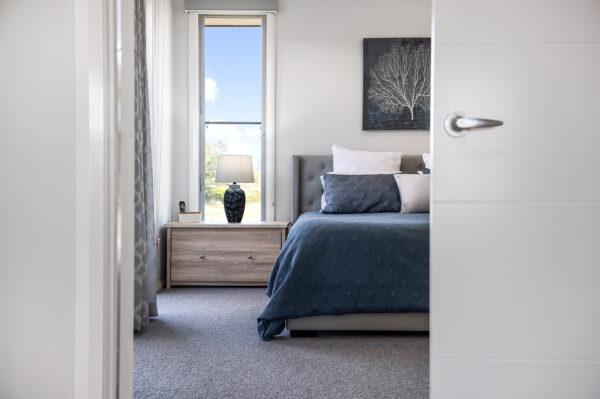 Acreage build Joseph House Valley Homes bedroom